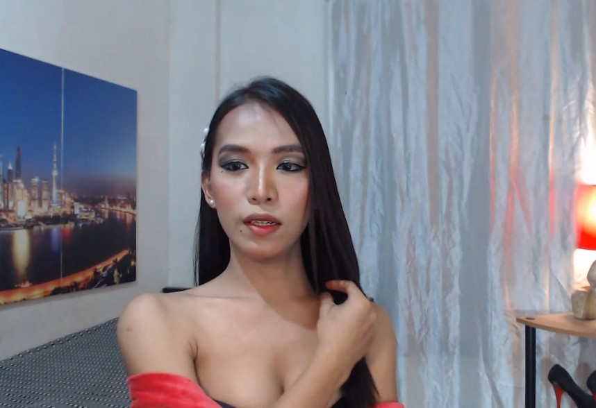 Asia is an inexhaustible source of Transsexuals